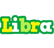 Libra soccer logo