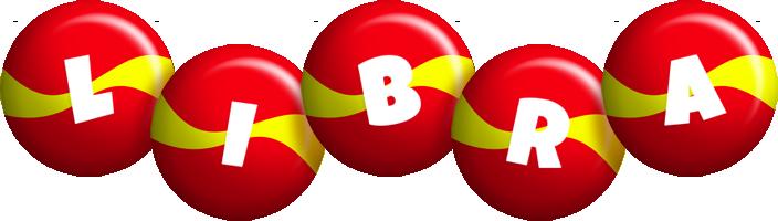 Libra spain logo