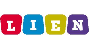 Lien kiddo logo