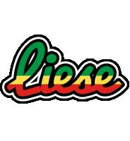 Liese african logo