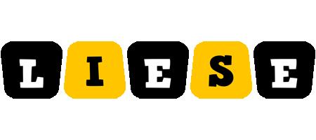 Liese boots logo