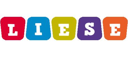 Liese daycare logo