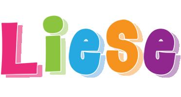 Liese friday logo