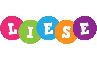 Liese friends logo