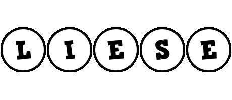 Liese handy logo