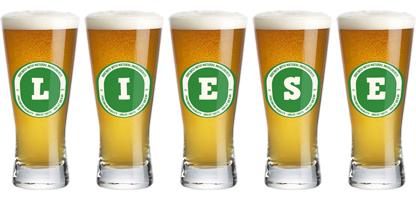 Liese lager logo