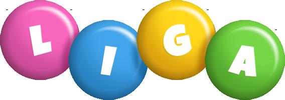 Liga candy logo
