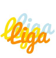 Liga energy logo