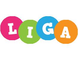 Liga friends logo
