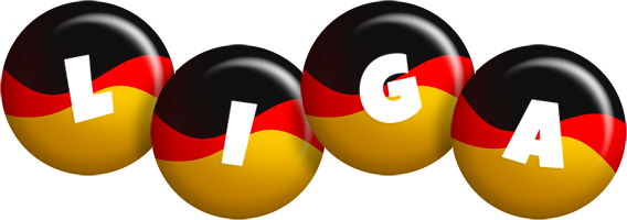 Liga german logo
