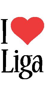 Liga i-love logo