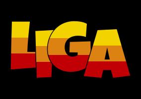 Liga jungle logo
