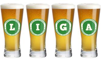 Liga lager logo