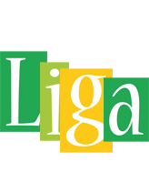 Liga lemonade logo