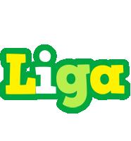 Liga soccer logo