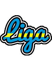 Liga sweden logo