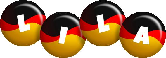 Lila german logo