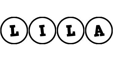Lila handy logo