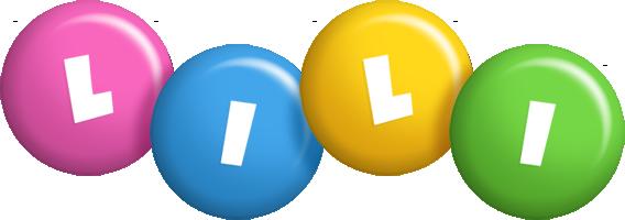 Lili candy logo