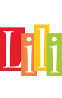 Lili colors logo
