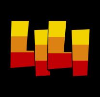 Lili jungle logo