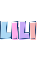 Lili pastel logo
