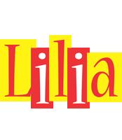 Lilia errors logo