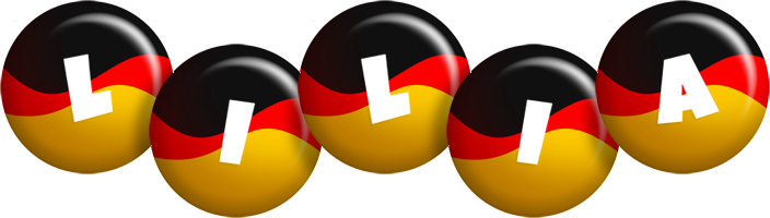 Lilia german logo