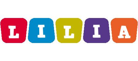 Lilia kiddo logo