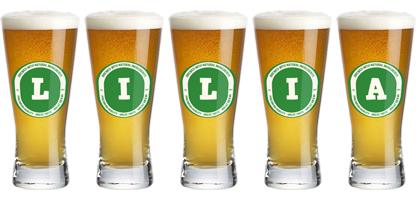 Lilia lager logo