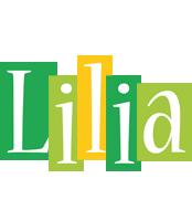 Lilia lemonade logo