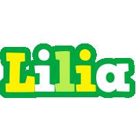 Lilia soccer logo