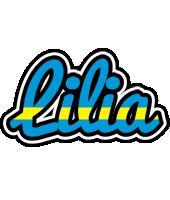 Lilia sweden logo