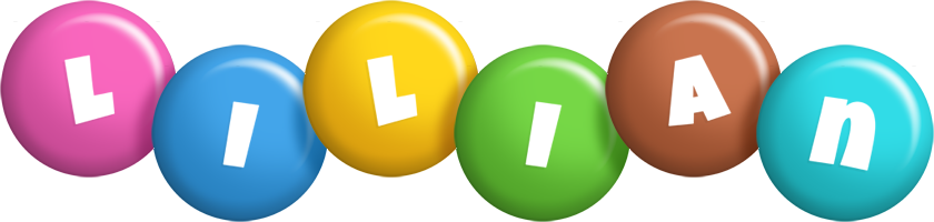 Lilian candy logo