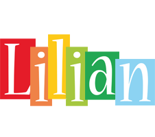 Lilian colors logo