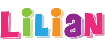 Lilian friday logo