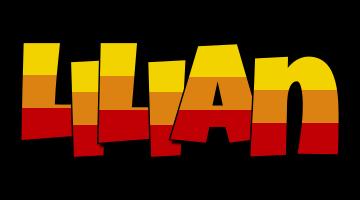 Lilian jungle logo