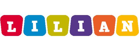 Lilian kiddo logo