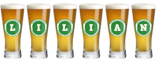 Lilian lager logo