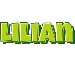 Lilian summer logo