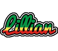 Lillian african logo