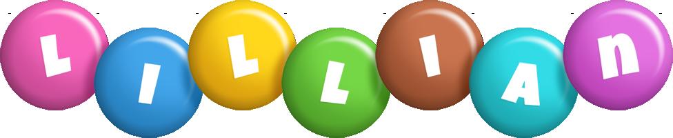 Lillian candy logo