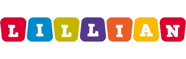 Lillian daycare logo