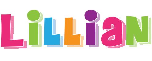 Lillian friday logo