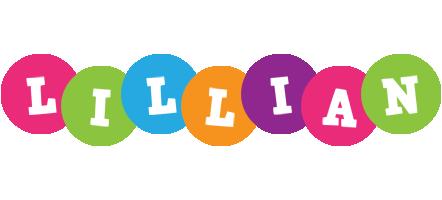 Lillian friends logo