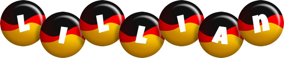 Lillian german logo