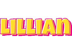 Lillian kaboom logo