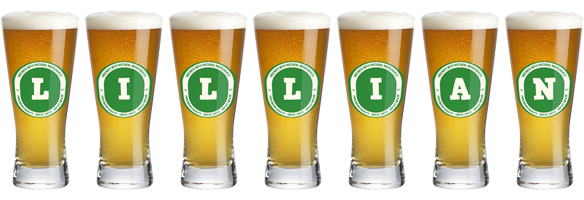 Lillian lager logo
