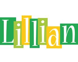 Lillian lemonade logo