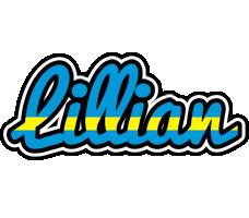Lillian sweden logo